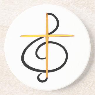 Church Musician Coasters