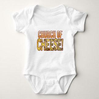 Church Of Blue Cheese Baby Bodysuit