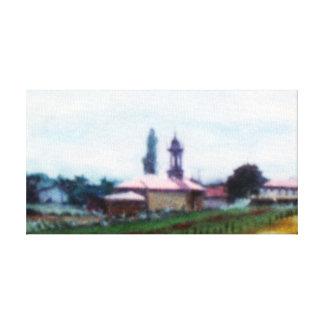 Church of Centulle (Lugo)