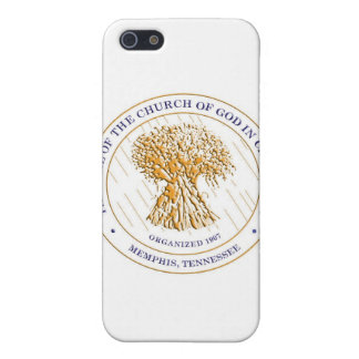 CHURCH OF GOD IN CHRIST SEAL3 CASE FOR iPhone SE/5/5s