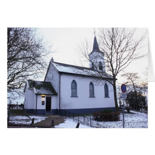 Church of Holysloot, Amsterdam, The Netherlands Greeting Card