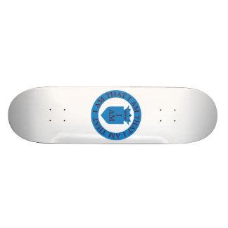 Church Of I Am Skateboard