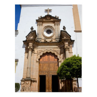 Church of Incarnation in Marbella Postcard