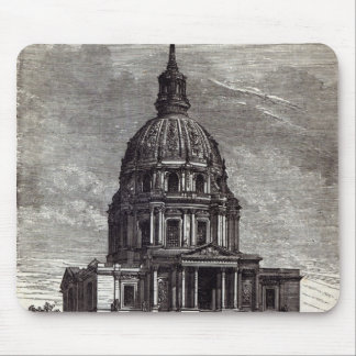 Church of Invalides, containing Tomb of Mouse Pad