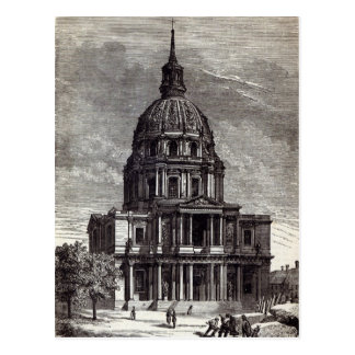 Church of Invalides, containing Tomb of Postcard