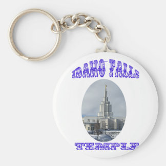 Church of Jesus Christ of Latter Day Saints Temple Keychain