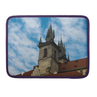 Church of Our Lade before Tyn - Macbook Pro Sleeve