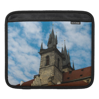 Church of Our Lade before Tyn, Prague Sleeve For iPads