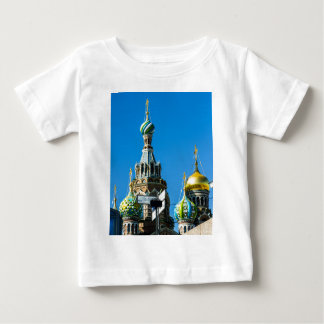 Church of Our Savior on Spilled Blood Baby T-Shirt