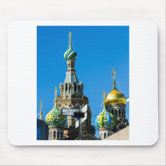 Church of Our Savior on Spilled Blood Mouse Pad