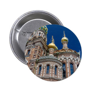 Church of Our Savior on The Spilled Blood Button