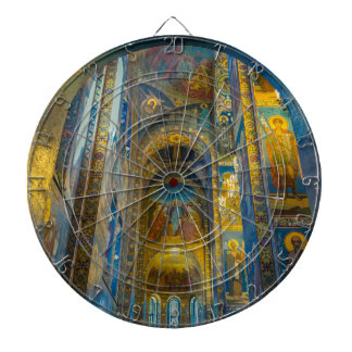 Church of Our Savior on The Spilled Blood, Cathedr Dartboard