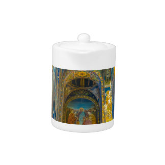 Church of Our Savior on The Spilled Blood, Cathedr Teapot