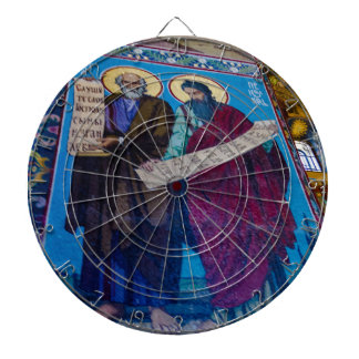 Church of Our Savior on The Spilled Blood Dart Board