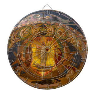 Church of Our Savior on The Spilled Blood Dartboard
