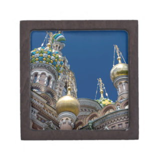 Church of Our Savior on The Spilled Blood Jewelry Box