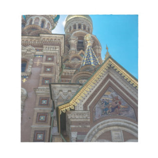 Church of Our Savior on The Spilled Blood Notepad