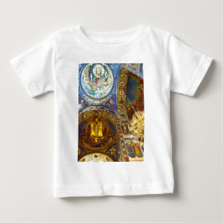 Church of Our Savior on The Spilled Blood Russia Baby T-Shirt