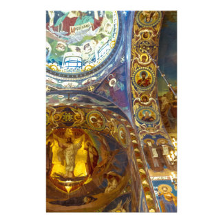 Church of Our Savior on The Spilled Blood Russia Stationery