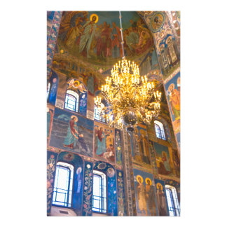 Church of Our Savior on The Spilled Blood Stationery