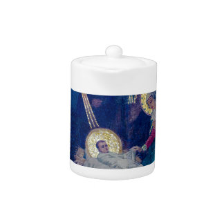 Church of Our Savior on The Spilled Blood Teapot