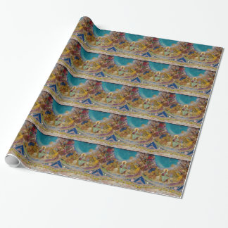 Church of Our Savior on The Spilled Blood Wrapping Paper