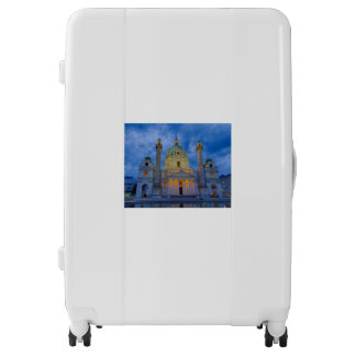 Church of Saint Charles, Vienna Luggage