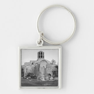 Church of Saint-Honoratus at Les Alyscamps Keychain