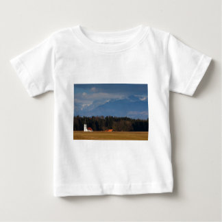 Church of Saint James in the village of Hrase, Slo Baby T-Shirt