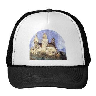 Church of Saint Lou d'Esserant in the Oise Trucker Hat