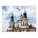 Church of Saint Nicholas Postcard