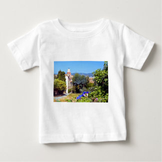 Church of Saint Tropez in France Baby T-Shirt