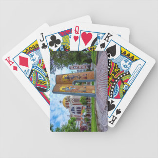 Church of Saints Cyril and Methodius in Thessaloni Bicycle Playing Cards