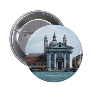 Church of San Giorgio Maggiore Pinback Button