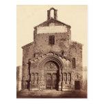 Church of San Trophine Postcard