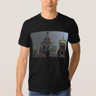 Church of Savior on Spilled Blood Russia T-shirt