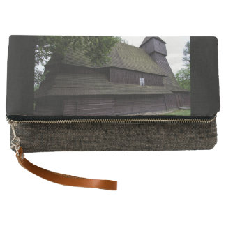 Church of St Francis Assisi - Hervartov - Slovakia Clutch