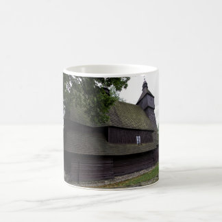 Church of St Francis Assisi - Hervartov - Slovakia Coffee Mug