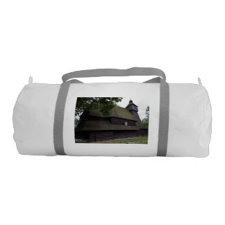 Church of St Francis Assisi - Hervartov - Slovakia Gym Bag