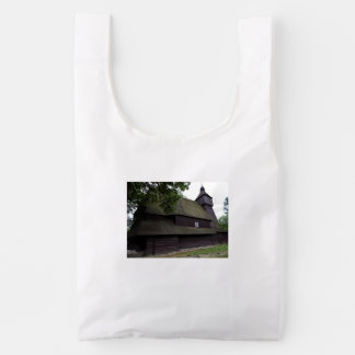 Church of St Francis Assisi - Hervartov - Slovakia Reusable Bag