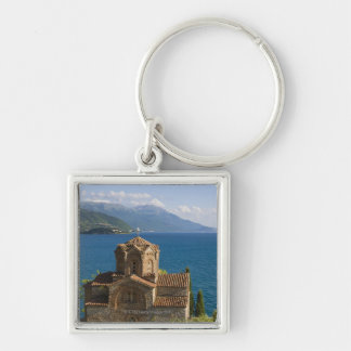 Church of St. John the Theologian at Kaneo on Key Chains