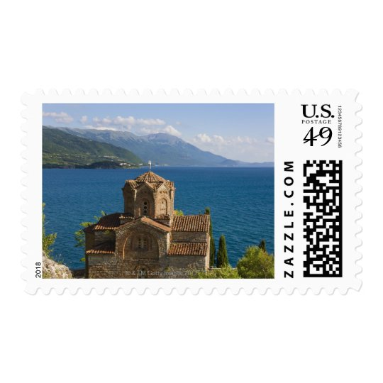 Church of St. John the Theologian at Kaneo on Postage
