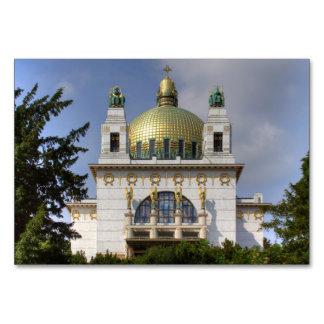 Church of St. Leopold Vienna Austria Card