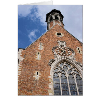 Church of St Mary Magdalene - Brussels, Belgium Card