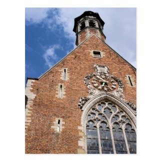Church of St Mary Magdalene - Brussels, Belgium Postcard