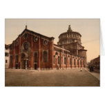 Church of St Mary the Gracious, Milan, Italy Cards