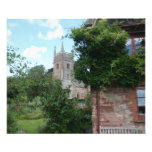 Church of St Thomas of Canterbury, Cothelstone, UK Photo Print