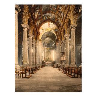 Church of the Annunciation, Genoa, Liguria, Italy Post Card