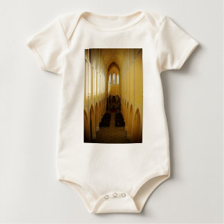 Church Of The Assumption Of Our Lady Baby Bodysuit