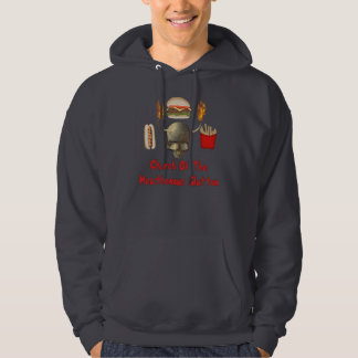 Church Of The Heathenous Glutton Hoodie
